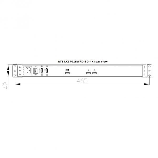 ATZ LK1701SWPD-SD-4K_rear view