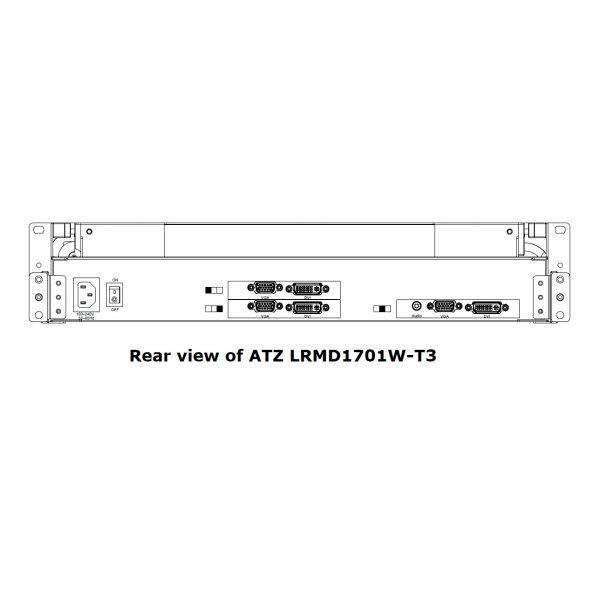 ATZ LRMD17W-T3_rear view